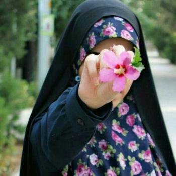 عکس پروفایل دخترانه با حجاب