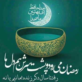 عکس پروفایل رمضان میرود و پشت سرش هم دل ما