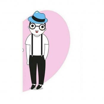 عکس پروفایل ست عاشقانه کارتونی پسر