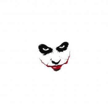 عکس پروفایل نقاشی جوکر