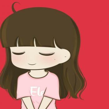 عکس پروفایل ست کارتونی دختر عاشق