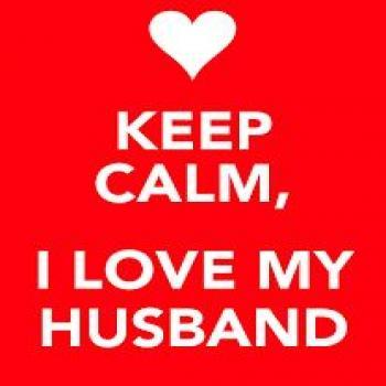 عکس پروفایل آرامش خود را حفظ کنید من عاشق همسرم هستم