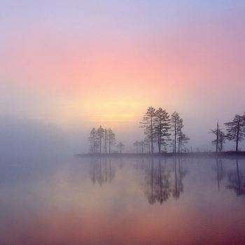 عکس پروفایل آسمان رنگی