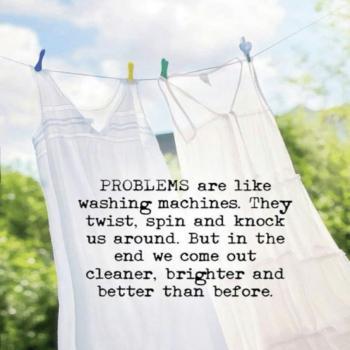 عکس پروفایل مشکلات مانند ماشین لباسشویی هستند پیچ وتاب می دهند