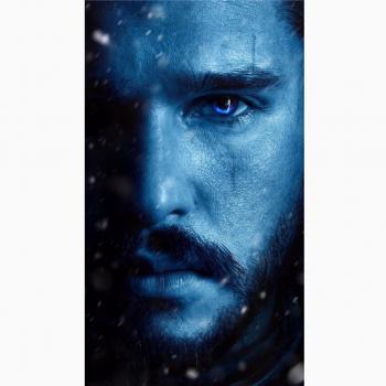 عکس پروفایل ست مرد با زمینه آبی