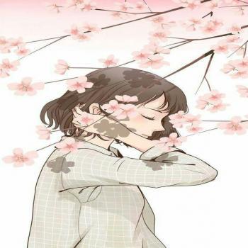 عکس پروفایل ست دختر شکوفه ای