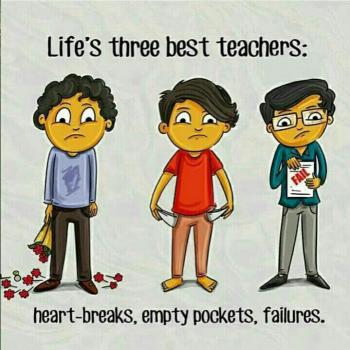 عکس پروفایل سه تا از بهترين معلم هاى زندگى