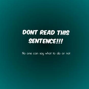 عکس پروفایل این جمله را نخوانید!!!