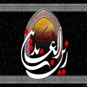 عکس پروفایل امام سجاد (ع)با فضیلتترین و مهمترین مجاهدت