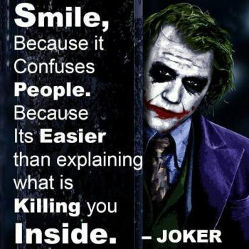 عکس پروفایل لبخند بزنچون این مردم رو گیج می کنه