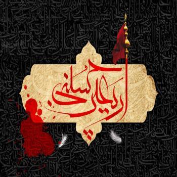 عکس پروفایل امام صادق (ع)كسی كه به زیارت قبر امام حسین