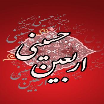 عکس پروفایل امام صادق (ع)آسمان چهل روز بر حسین علیه