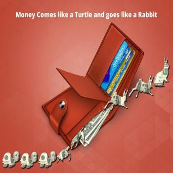 عکس پروفایل غمگین ترین واقعیت زندگی اینه که :پول مثل