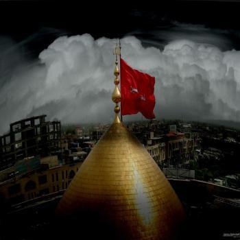 عکس پروفایل حدیث امام حسین (ع) از این هواهای نفس بپرهیزید ک