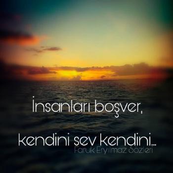 عکس پروفایل ترکیه ای انسانها رو بیخیال شو فقط خودت رو دوست داشته