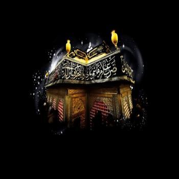 عکس پروفایل مذهبی امام حسین (ع)هر کس به بهای نارضایتی خدا مر