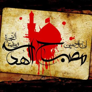 عکس پروفایل مذهبی امام حسین (ع) هرکس مرا پس از مرگم زیارت کند