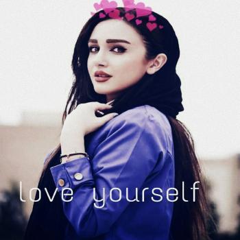 عکس پروفایل انگلیسی Love yourself خودت را دوست داشته باشبیو