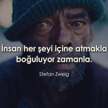 عکس پروفایل ترکیه ای انسان به مرورِ زمان با انباشتن هر چیزی در دلش