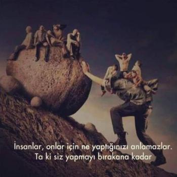 عکس پروفایل ترکیه ای انسانها متوجه کارهایی که واسشون انجام دادین