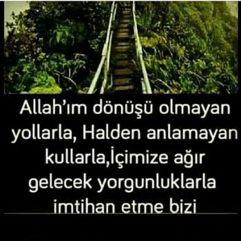 عکس پروفایل ترکیه ای خدایابا راههای بدون برگشتبا بنده هایی كه