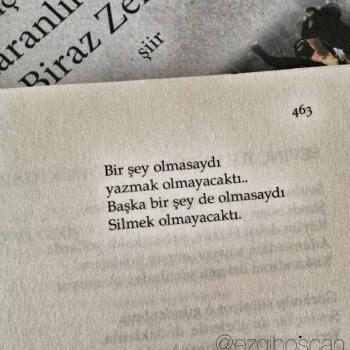 عکس پروفایل ترکیه ای اگه چیزیـ نمیشد نوشتن نبود