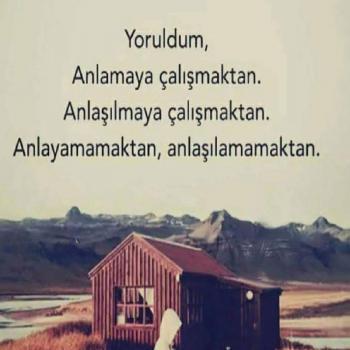 عکس پروفایل ترکیه ای خسته شدمـ از تلاش برای فهمیدن تلاش