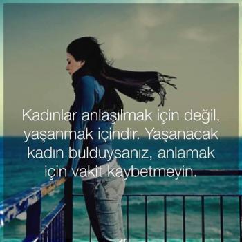 عکس پروفایل ترکیه ای ترکیه ایزنها برای درک شدن نهبلکه برای زندگی کردن هس