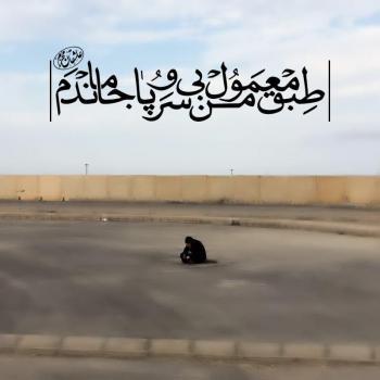 عکس پروفایل مذهبی امام حسین (ع)هر یك از دو نفری كه میان آنها
