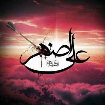 عکس پروفایل علی اصغر محرم 98