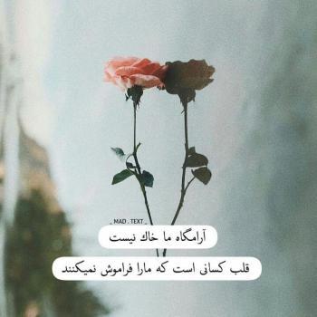 عکس پروفایل شکست عشقی آرامگاه ما خاك نیست قلب کسانی است که ما را فراموش نمیکنند