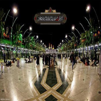 عکس پروفایل امام حسین (ع) وقتی كه برادر دینی ات از