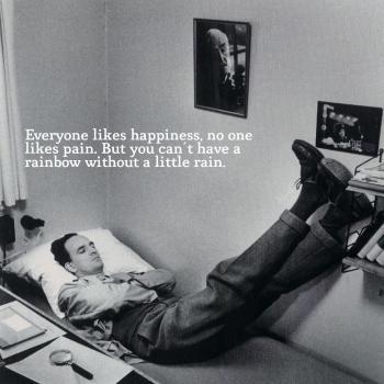 عکس پروفایل انگلیسی همه خوشبختی رو دوست دارن