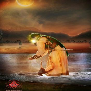 عکس پروفایل مذهبی عکس نورانی امام حسین (ع)