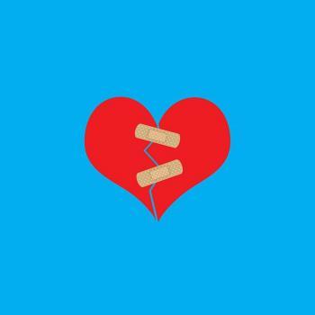 عکس پروفایل قلب عزیزم لطفا