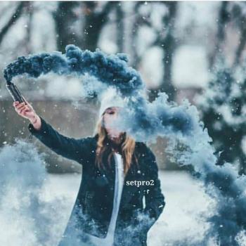 عکس پروفایل ست دخترونه زمستانی دودزا