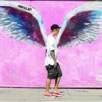 عکس پروفایل ست بال فرشته پسر