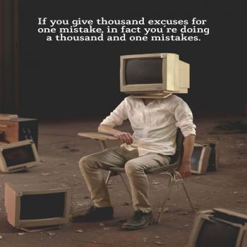 عکس پروفایل انگلیسی اگه برای یه اشتباه هزار تا دلیل بیاری در واقع هزار و یک اشتباه انجام دادی