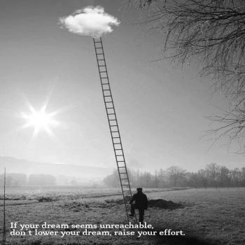 عکس پروفایل انگلیسی اگه رویاهات به نظر غیر قابل دسترس میاد