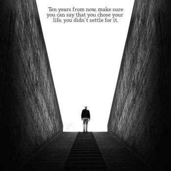 عکس پروفایل انگلیسی یه کاری کن که ده سال دیگه بتونی بگی زندگیت رو خودت انتخاب کردی