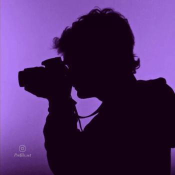 عکس پروفایل ست سایه پسر عکاس