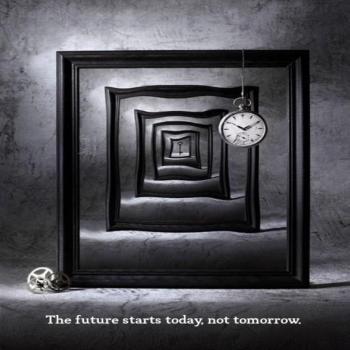 عکس پروفایل انگلیسی آینده از امروز شروع میشه نه از فردا