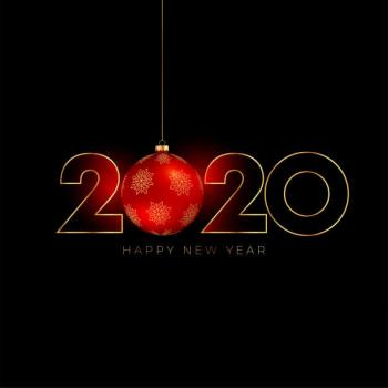 عکس پروفایل سال نو میلادی 2020