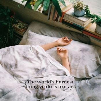 عکس پروفایل انگلیسی سخت ترین کار دنیا شروع کردن