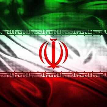 عکس پروفایل پرچم جمهوری اسلامی ایران ساده