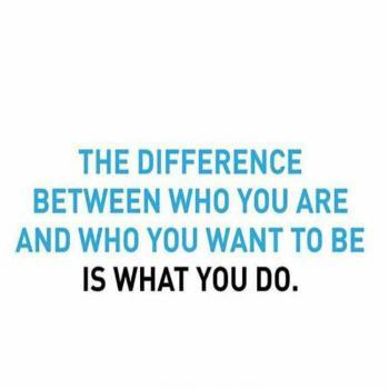 عکس پروفایل تفاوت بین کسی که هستی و کسی که میخوای باشی