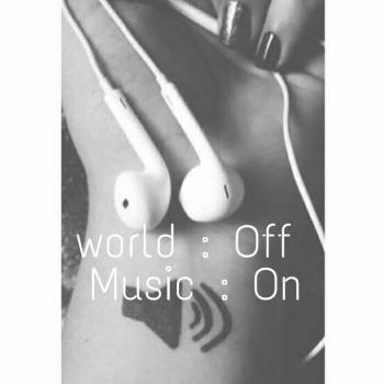 عکس پروفایل دنیا خاموش موزیک روشن