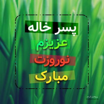 عکس پروفایل پسر خاله عزیزم نوروزت مبارک