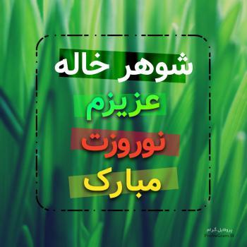 عکس پروفایل شوهر خاله عزیزم نوروزت مبارک