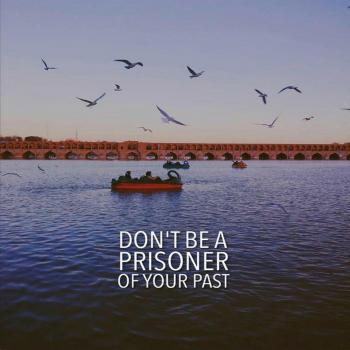 عکس پروفایل انگلیسی زندانی گذشته ات نباش